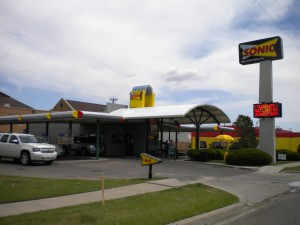 Sonic has become the classic American drive-in. Hundreds of them, maybe thousands. Why not in Connecticut?