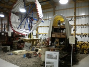 I had no idea how hugely important the chuck wagon and the windmill were in making life better out here.